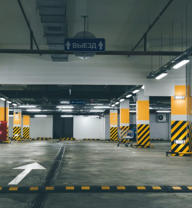 Sprzątanie parkingów